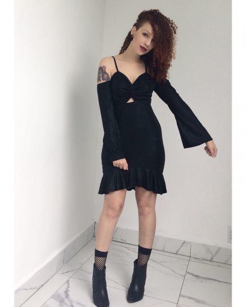 Vestido Black - Psicose Store