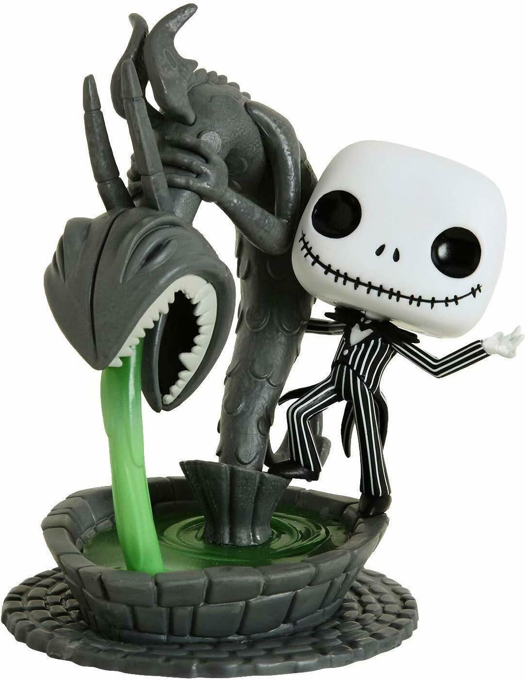 Jack Skellington In Fountain - Funko Pop! #602 Movie Moments
