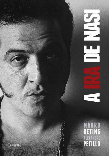 Livro A Ira de Nasi - Editora Belas Letras