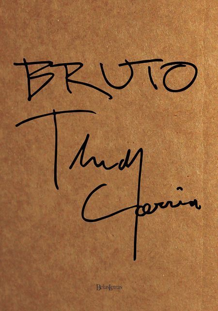 Livro Bruto - Editora Belas Letras