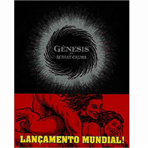 Livro Genesis por Robert Crumb – Livraria Digo