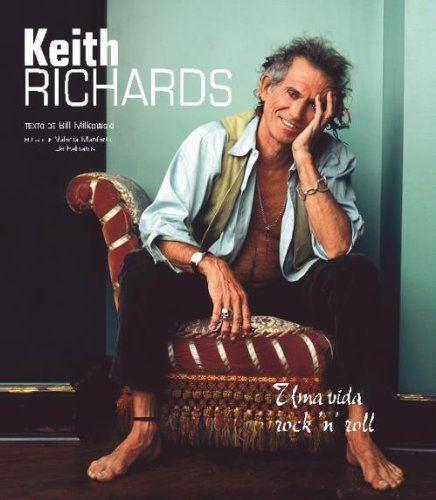 Livro Keith Richards: Uma Vida Rock'n'roll – Livraria Digo