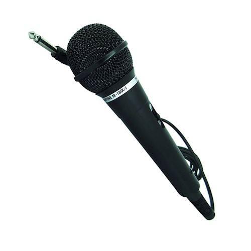 Microfone MXT M-1800B Com Fio Para Vocal