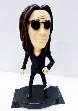 Miniatura Ozzy Osbourne Grande- Rock Road