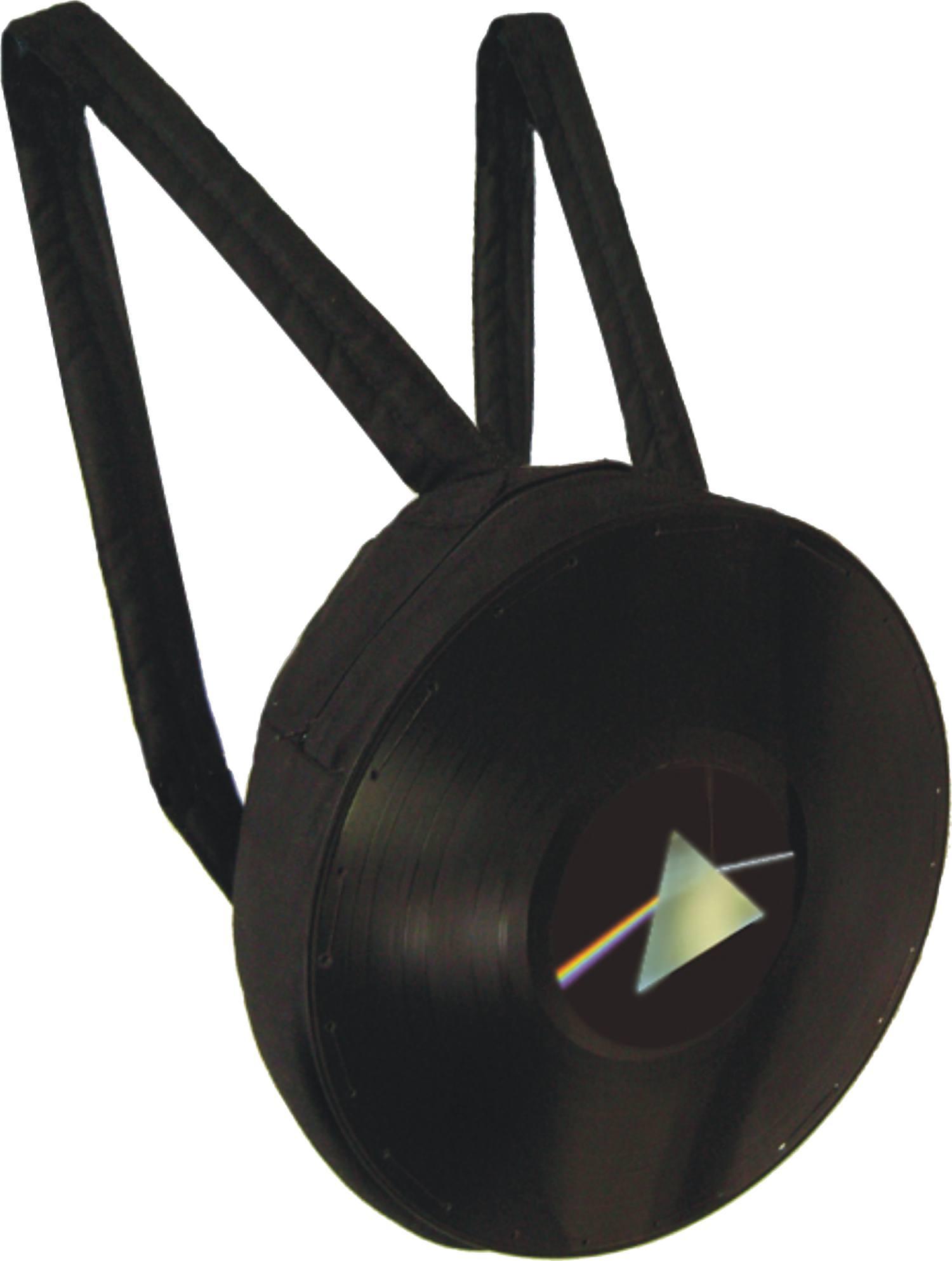 Mochila Preta Pink Floyd