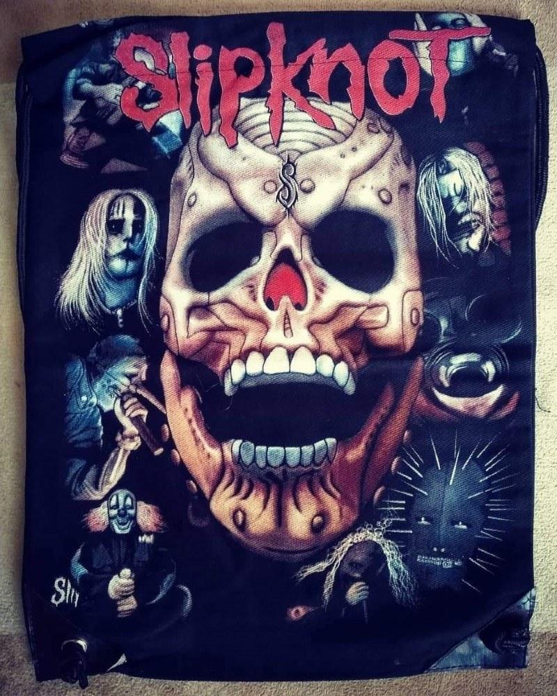 Mochila saco Slipknot