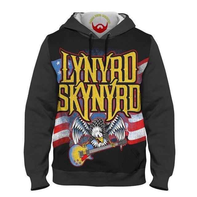 Moletom Lynyrd Skynyrd