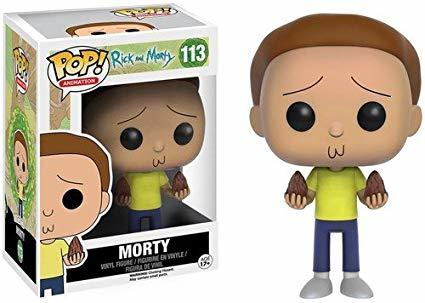 Morty - Funko Pop!