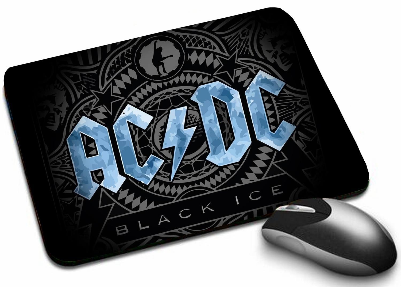 Mousepad AC/DC - Black Ice