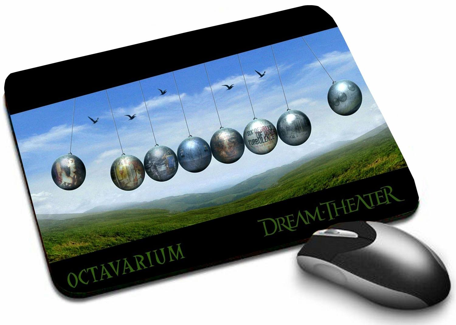 Mousepad Dream Theater