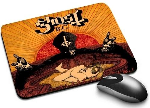 Mousepad Ghost