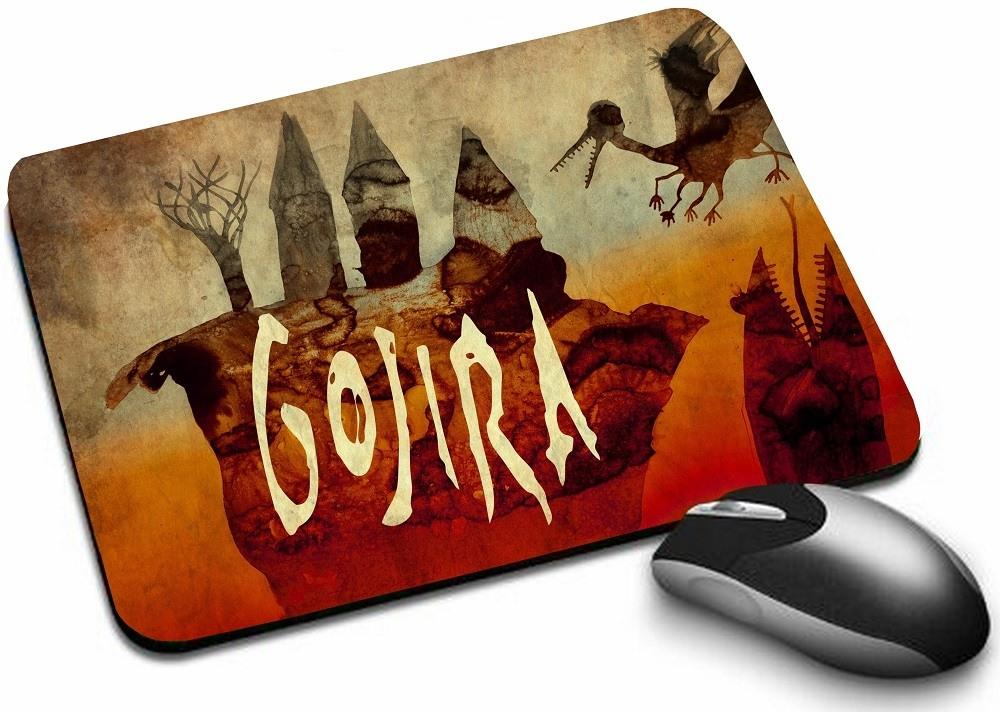 Mousepad Gojira III