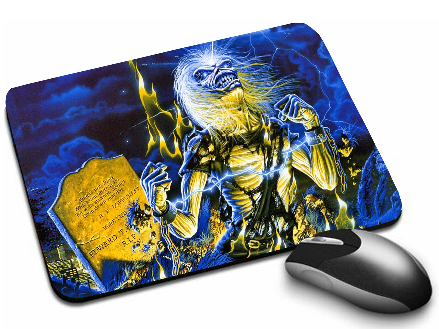 Mousepad Iron Maiden Live After Death