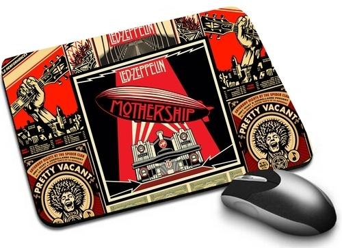 Mousepad Led Zeppelin