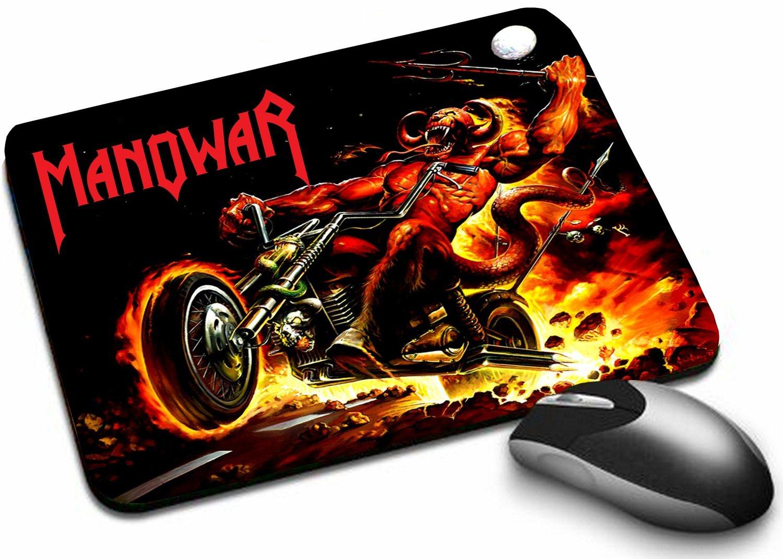 Mousepad Manowar