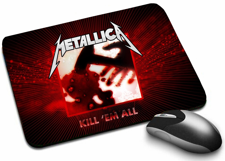 Mousepad Metallica - Kill Em All