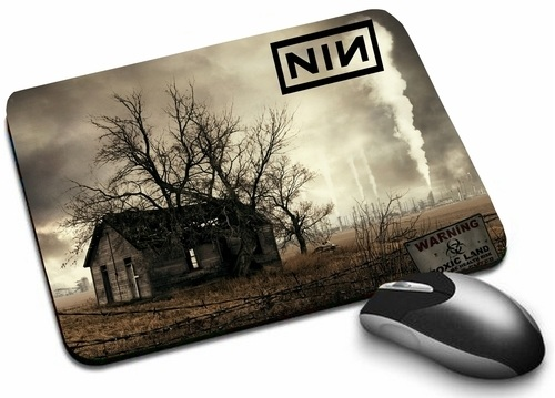 Mousepad Nine Inch Nails