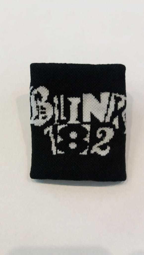Munhequeira Blink 182