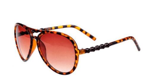 Óculo de Sol Caveira Juquehy Animal Print – SkullAchando