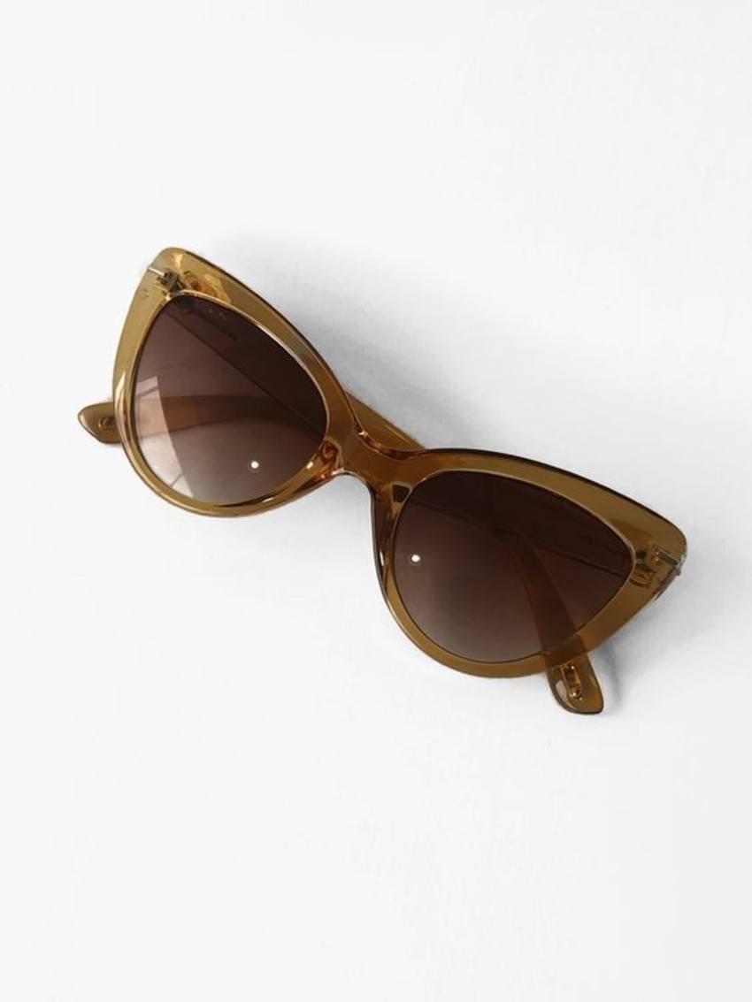 Óculos de sol gatinho Honey - Psicose Store