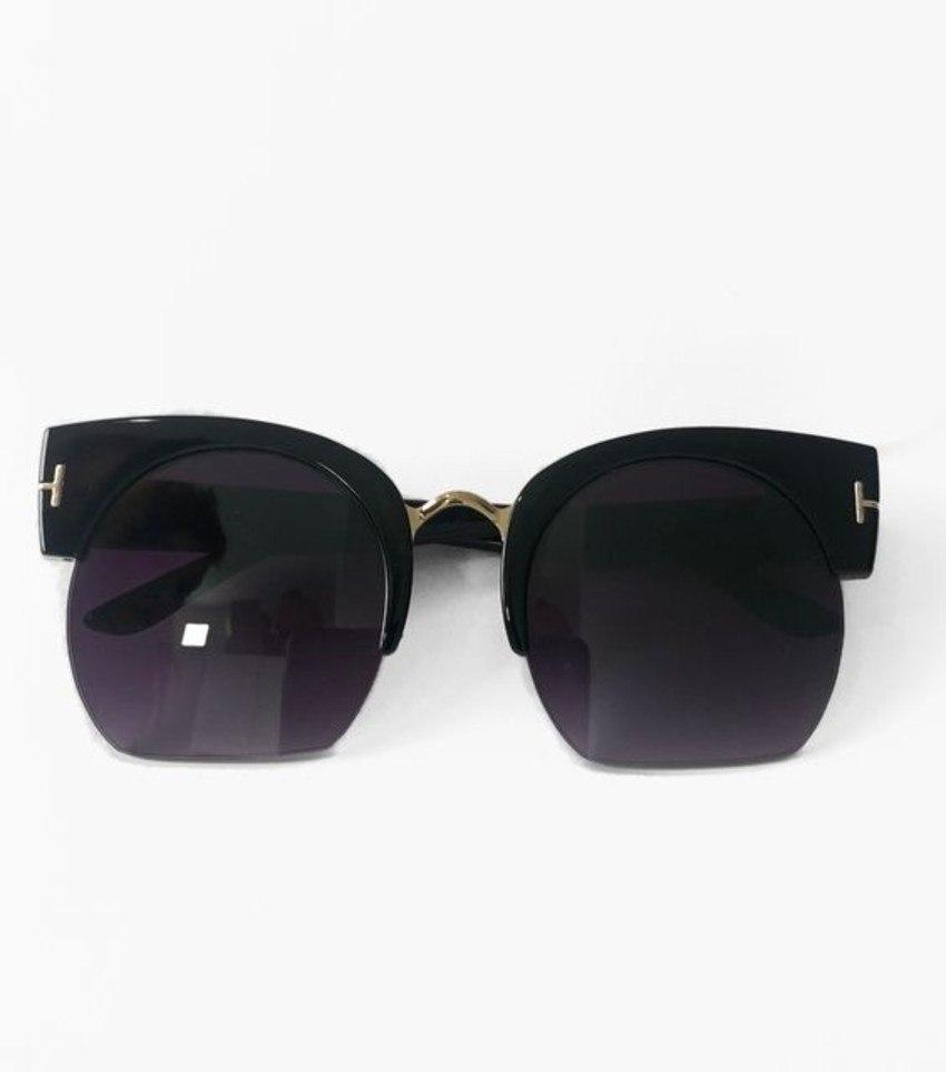 Óculos de sol geométrico - Psicose Store