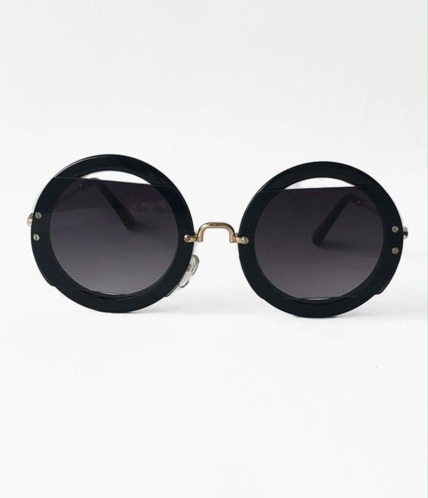 Óculos de sol redondo - Psicose Store