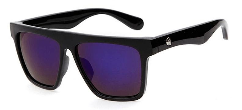 Óculos de Sol Caveira Ilhabela Azul - SkullAchando