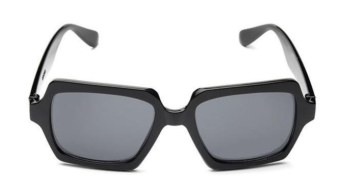 Óculos de Sol Caveira Itamambuca Preto – SkullAchando
