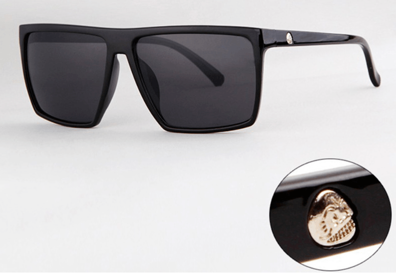 Óculos de Sol Caveira Trindade Preto – SkullAchando