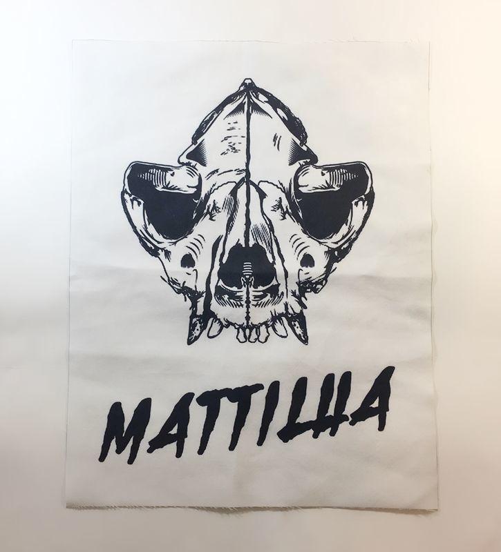 Patch Costas Mattilha Caveirão