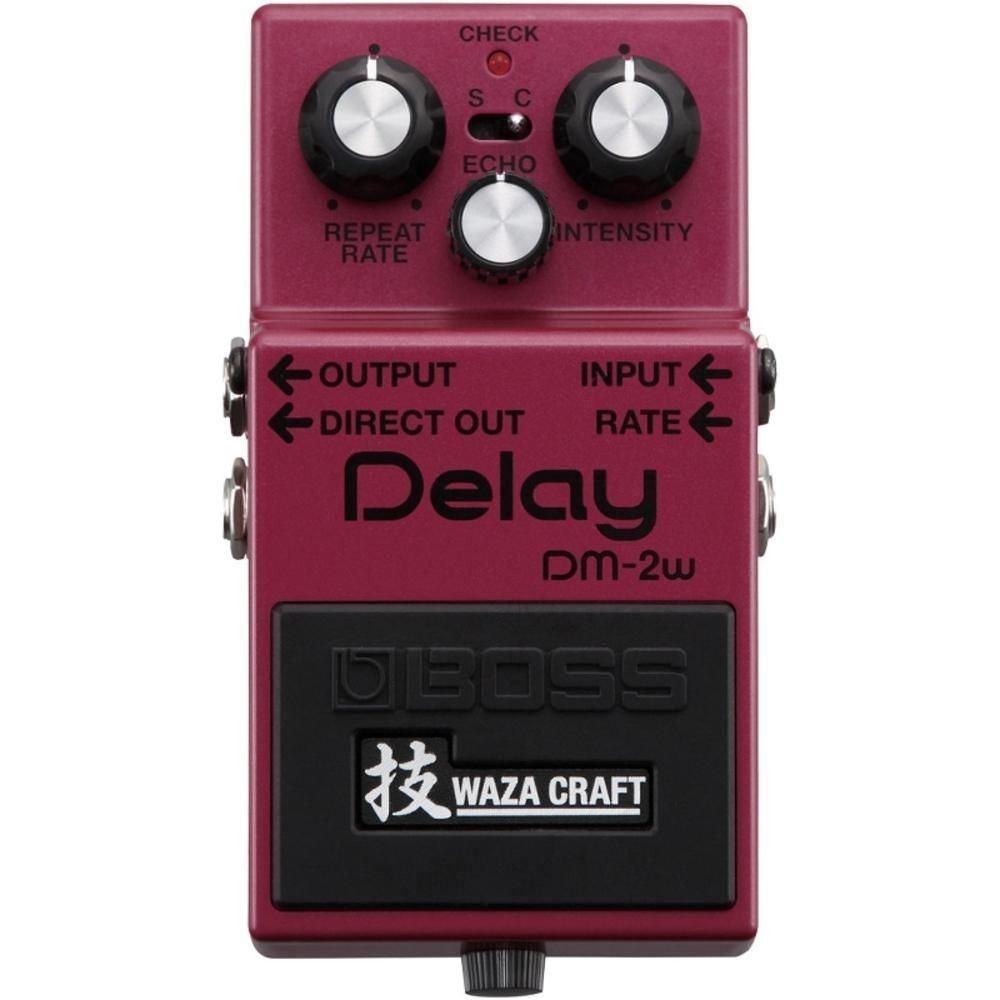 Pedal para Guitarra Boss DM-2W Analog Delay