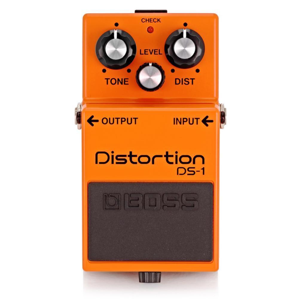 Pedal para Guitarra Distorção Boss DS-1 Turbo Distortion