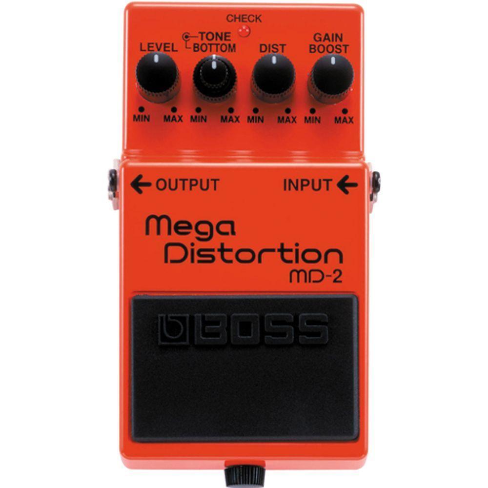 Pedal para Guitarra Boss MD-2 Mega Distortion