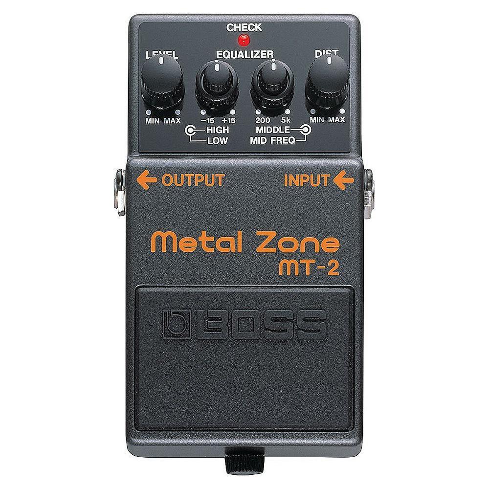 Pedal para Guitarra Boss MT-2 Metal Zone