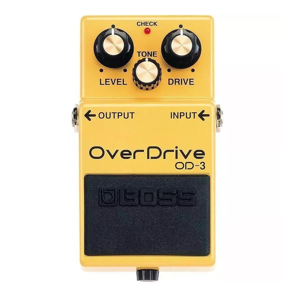 Pedal para Guitarra Boss OD-3 Over Driver
