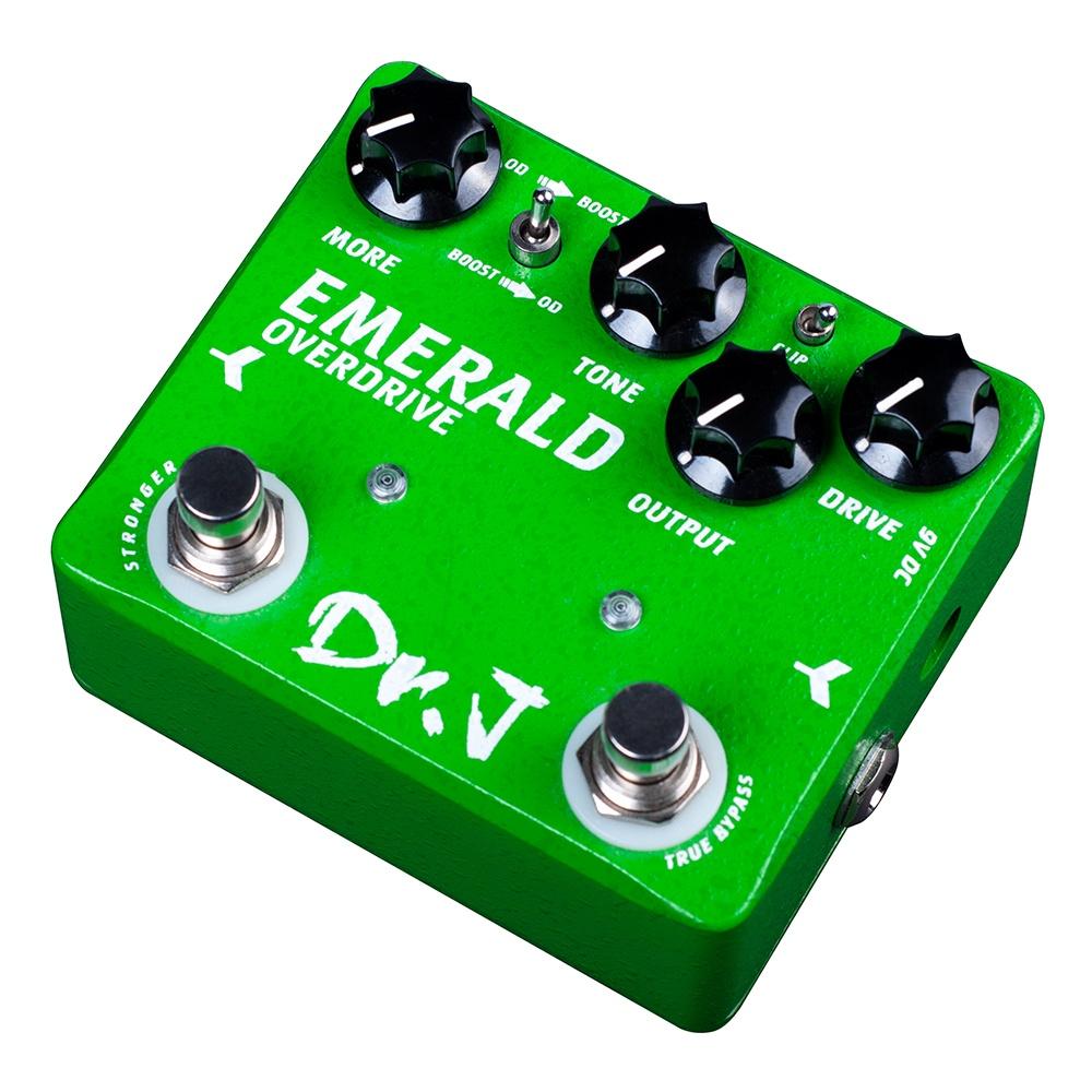 Pedal Para Guitarra Joyo Emerald Overdrive - Arizy