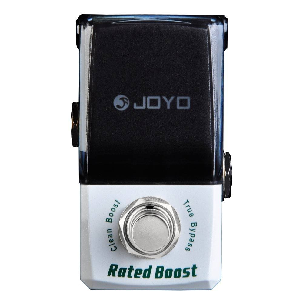 Pedal Para Guitarra Joyo Iron Man Rated Boost - Arizy