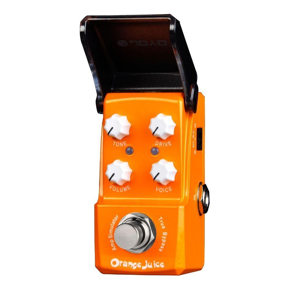Pedal Para Guitarra Joyo Ironman Orange Juice - Arizy