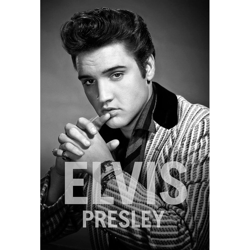 Placa Decorativa Planeta Decor Elvis Presley