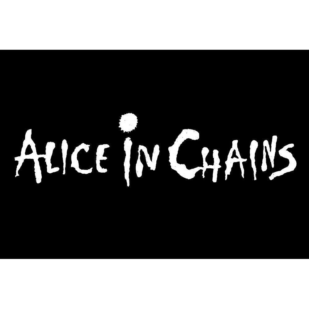 Placa Decorativa Planeta Decor Alice in Chains