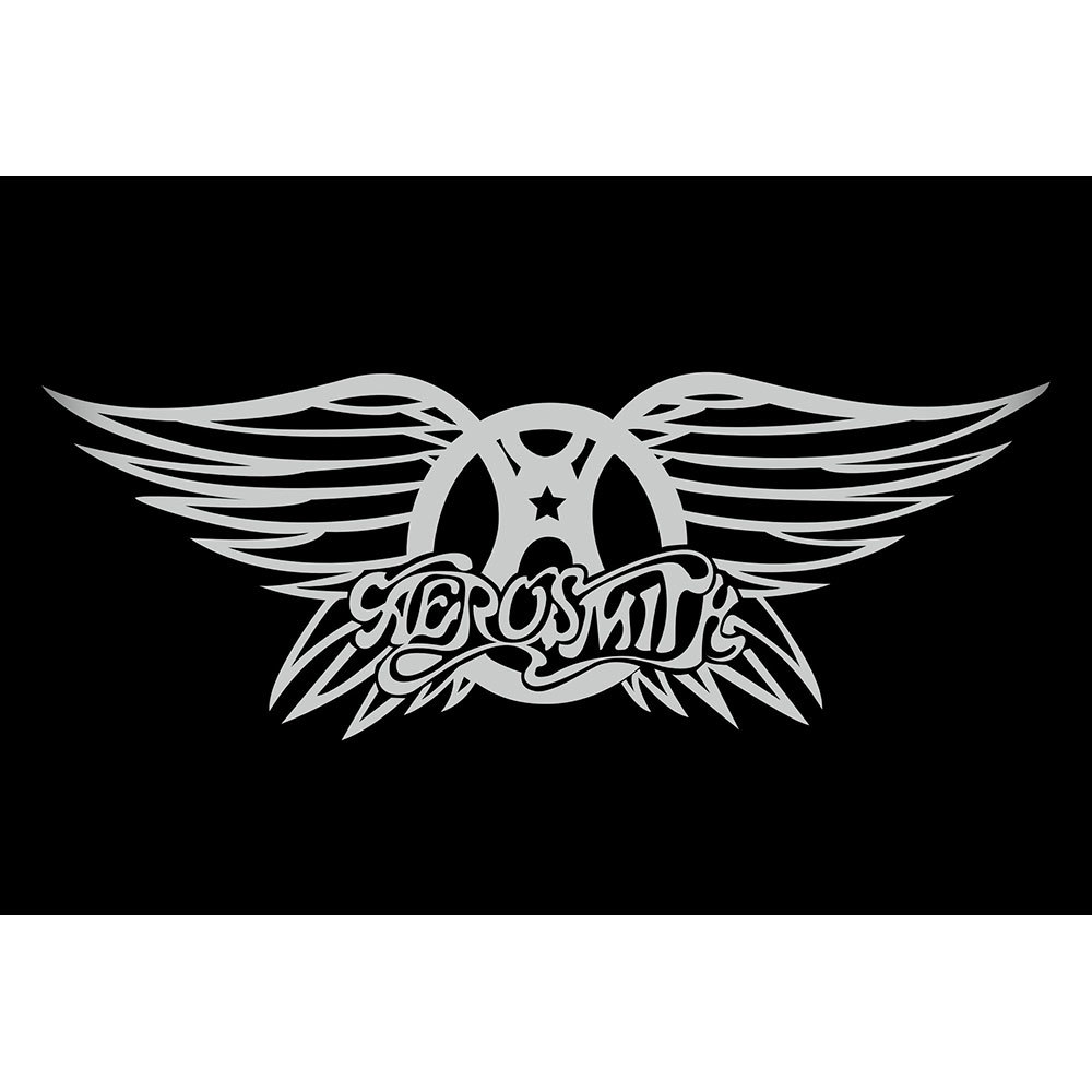 Placa Decorativa Planeta Decor Aerosmith