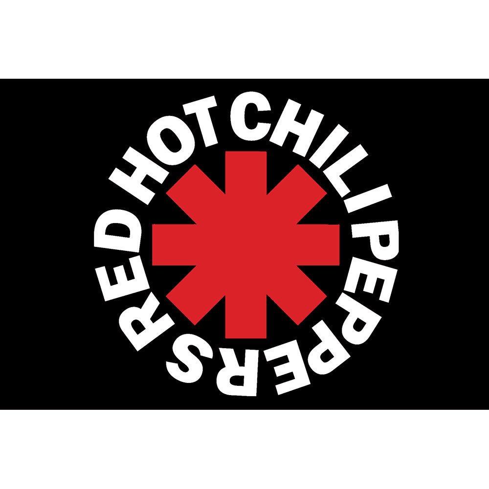 Placa Decorativa Planeta Decor Red Hot Chilli Peppers