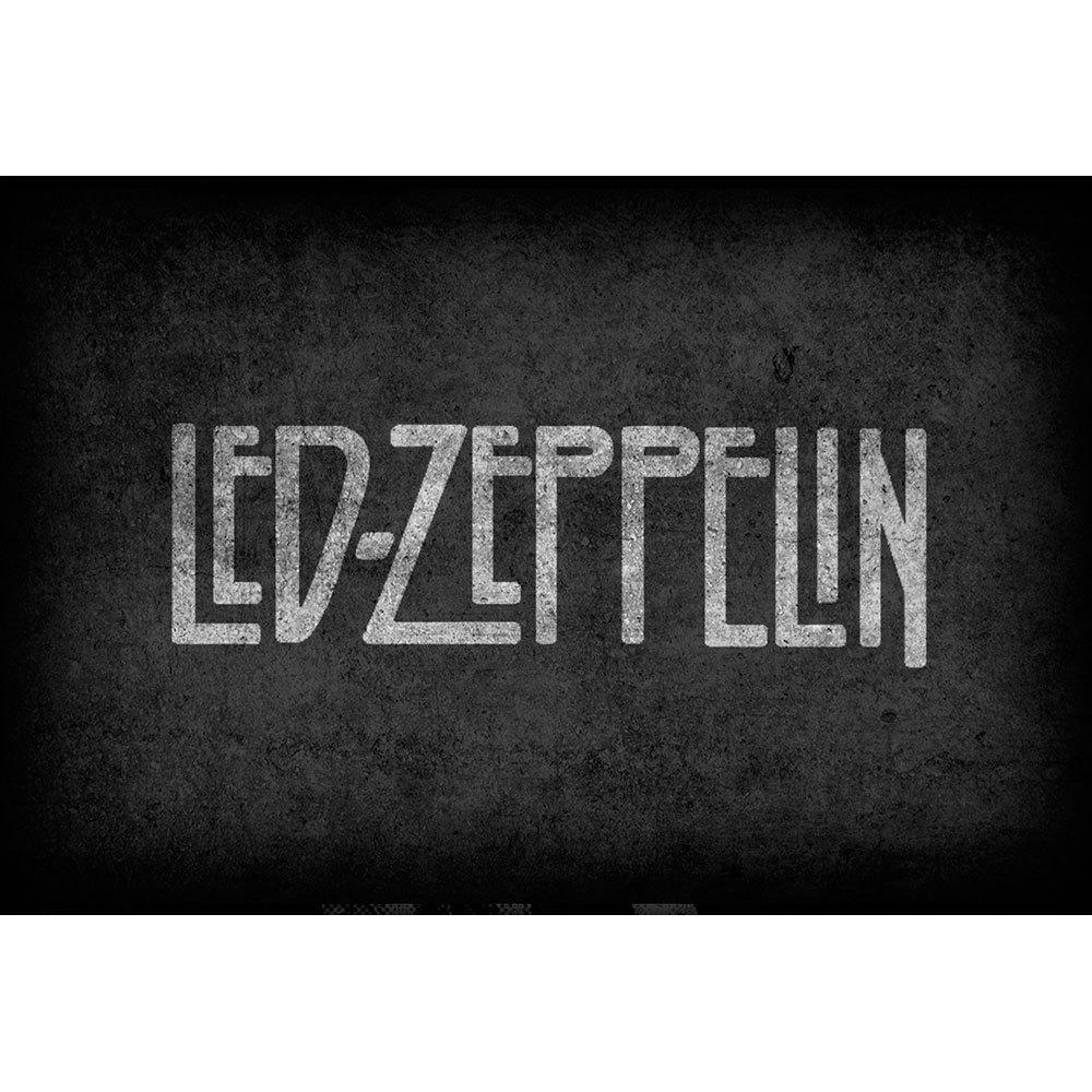 Placa Decorativa Planeta Decor Led Zeppelin