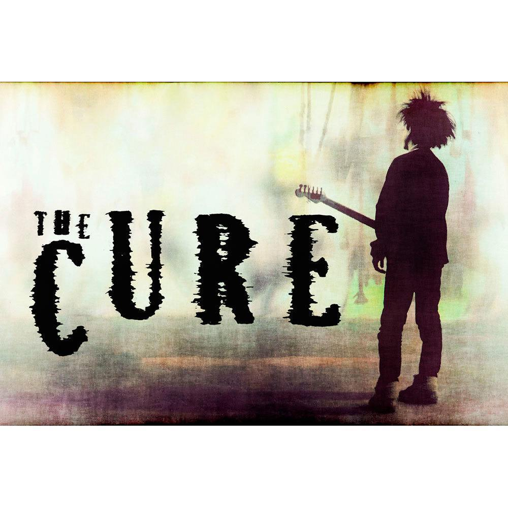 Placa Decorativa Planeta Decor The Cure