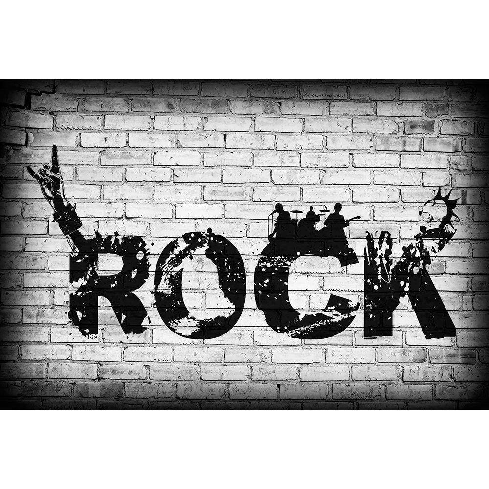 Placa Decorativa Planeta Decor Rock