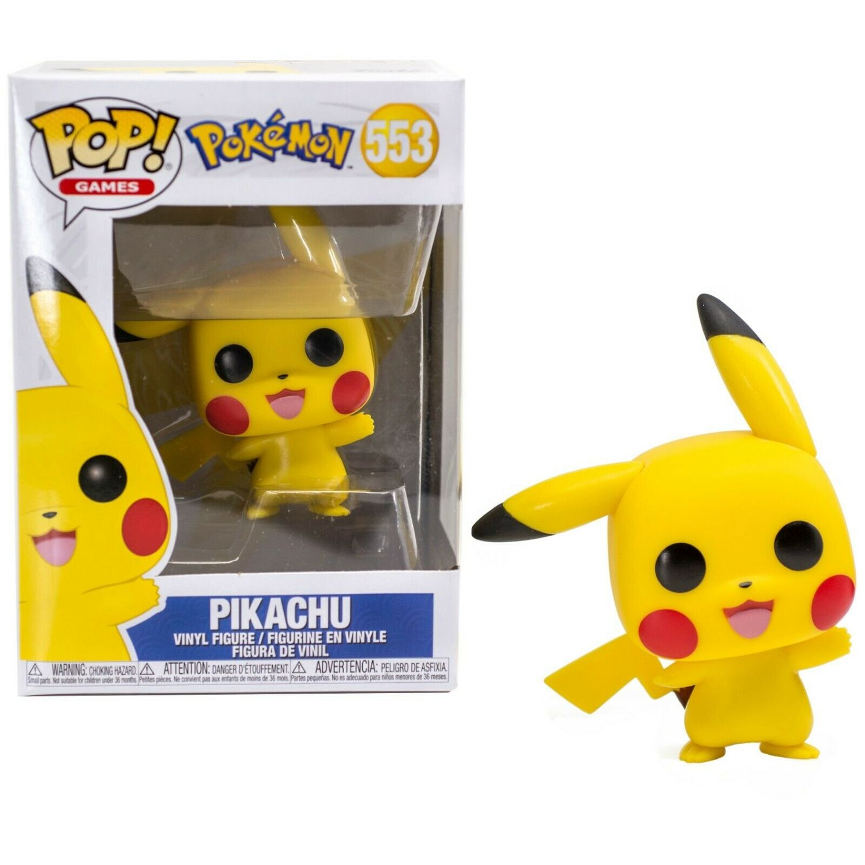 Pokemon - Pikachu Waving - Funko Pop! #553