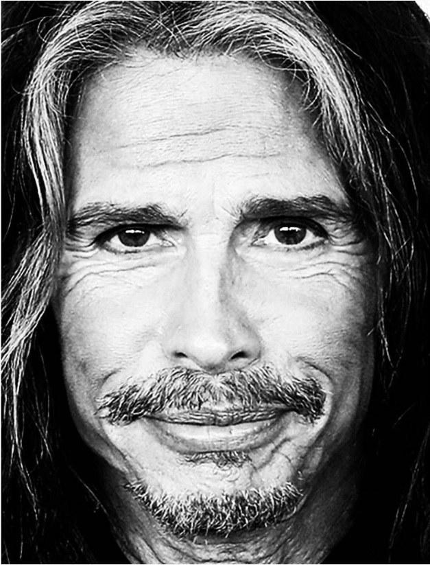 Poster em Papel Steven Tyler – Rvalentim