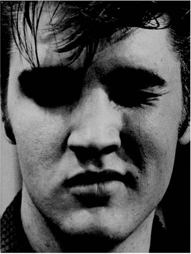 Poster em Papel Elvis Presley – Rvalentim