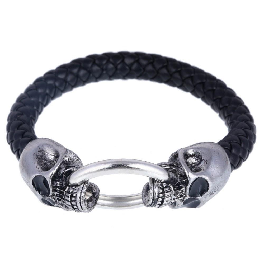 Pulseira Caveira Skull Click – SkullAchando