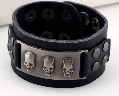 Pulseira Skull Flashy – SkullAchando